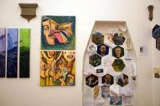 """Cinque Vite"" SACI Post-Bac Exhibition 2017"