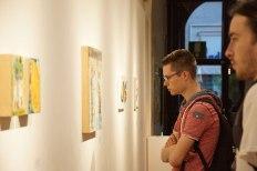Ryan Ward exhibition in the SACI Gallery
