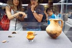 """""""Wells of Wonders: New Discoveries from Cetamura del Chianti"""" at the National Archaeological Museum of Florence"""