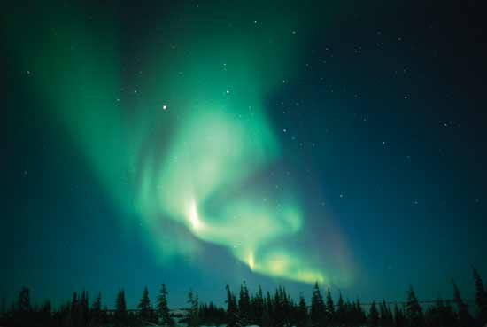 Northern Lights - I did not take this picture
