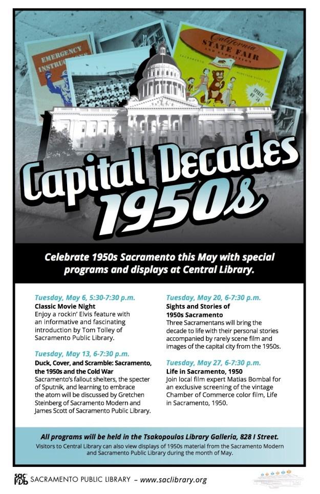 Capital Decades - 50's