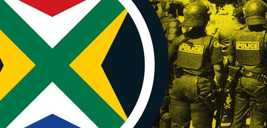 COPE - Durban University Riot
