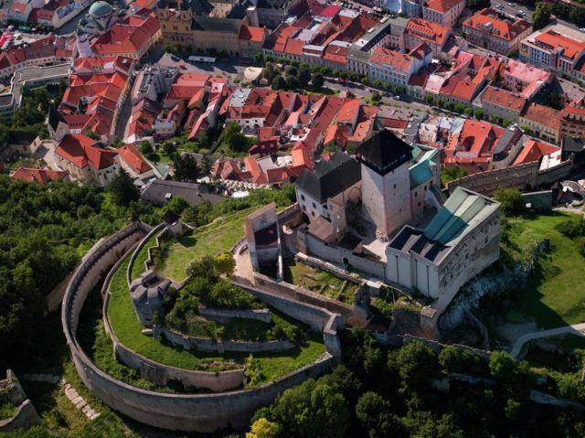 Image result for Trenčín castle