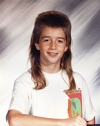 Kyle_Plante_mullet_5th_grade (Wikipedia Source: Definition of Mullet)