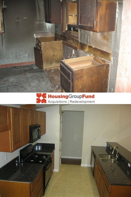 HGF - Before & After - Kitchen
