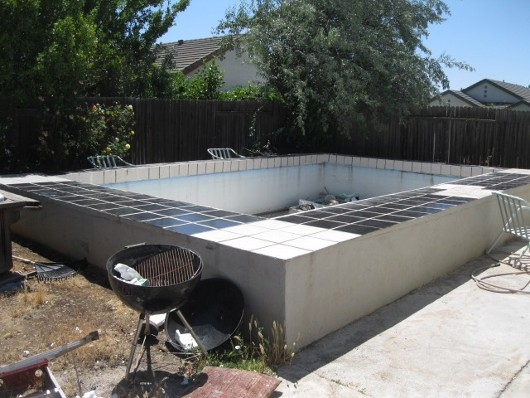 Unpermitted pool - Sacramento Appraisal Blog