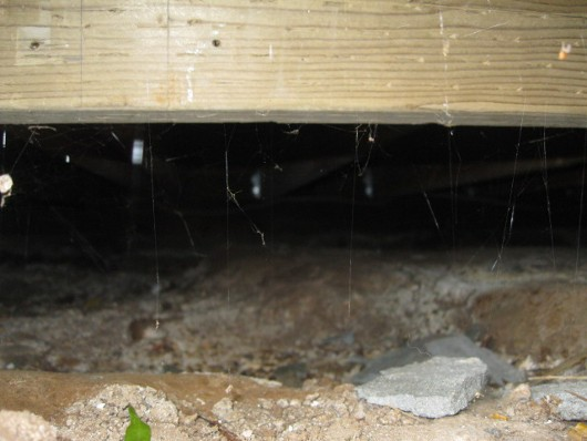 crawl space for FHA - by Sacramento Real Estate Appraiser