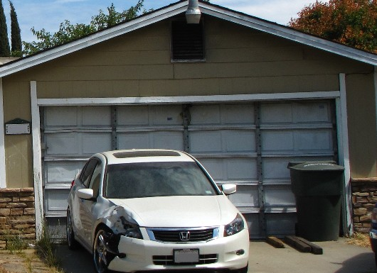 A closer look at the garage - Sacramento Appraisal Blog