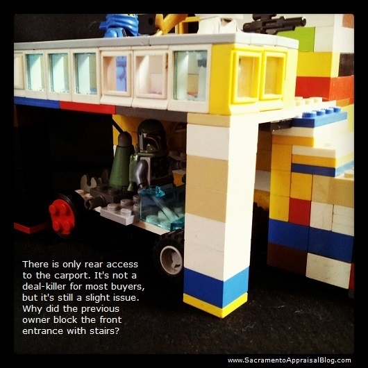 Legos and real estate - photo by Sacramento Appraisal Blog - 5