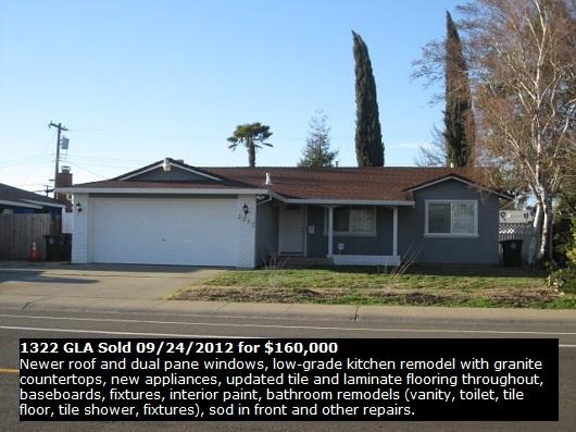 House on Zinfandel Drive - photo by Sacramento Appraisal Blog