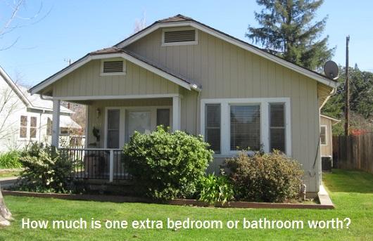 Value Of 2 Bed Vs 3 Bed Sacramento Appraisal Blog Real Estate Appraiser