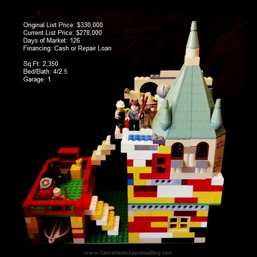 legos and real estate - sacramento appraisal blog 1