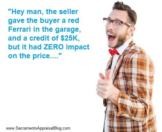 sales concessions - sacramento appraisal blog