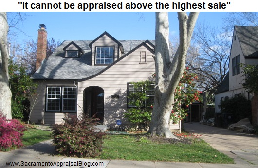 Curtis Park neighborhood in Sacramento - Sacramento Appraisal Blog