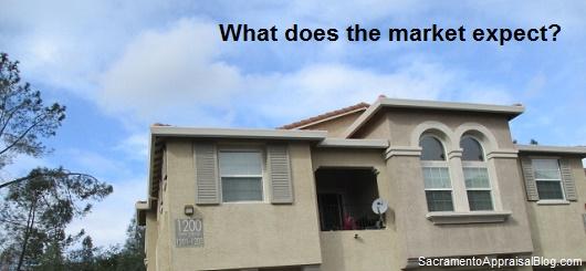 Market expectations - Sacramento Appraisal Blog