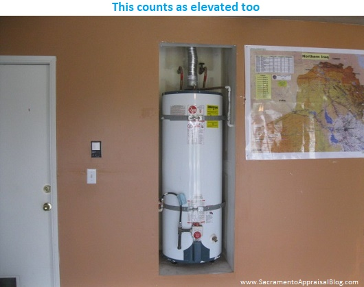 water heater code   Sacramento Appraisal Blog   Real Estate