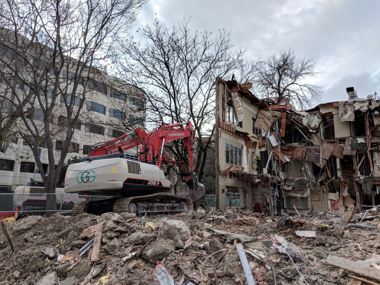 C3 Demolition
