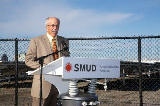 SMUD speaker