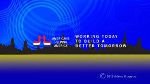 Americans Helping America (AHA) Social Media Branding Project