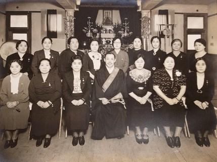 Women's Club, Fujinkai, Mid- to late-1930s