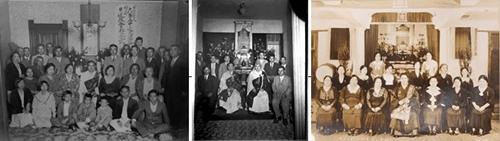 Historical photo sampler