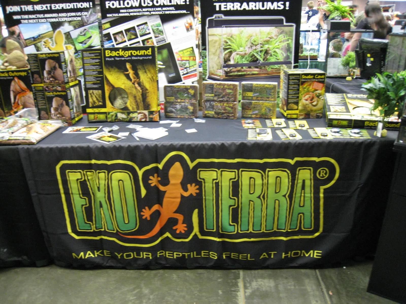 12th Annual Sacramento Reptile Show at the Convention Center