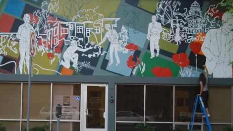 New Community Mural