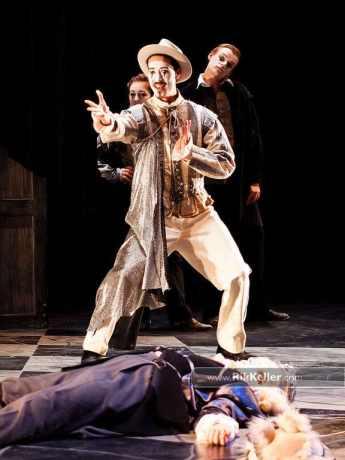 Rosencrantz and Guildenstern are Dead at UC Davis: photos