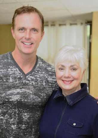 Shirley Jones, Patrick Cassidy bring family history to ...