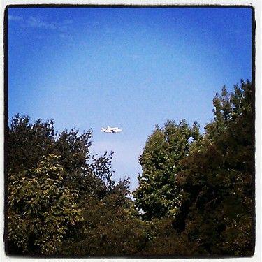 Endeavour flies over Sacramento: Community photos