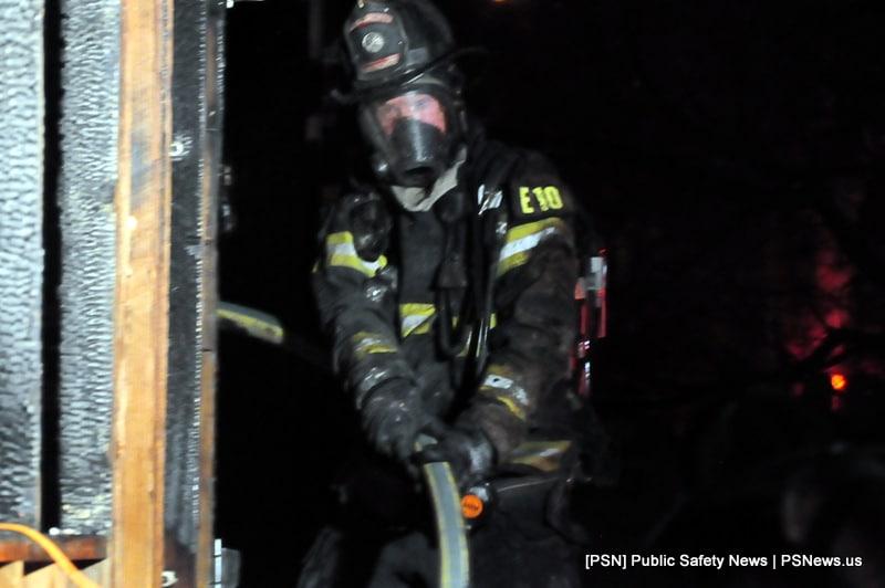 News 131220 UnoccupiedHouseFire StocktonBlvd Mav 004 - [VIDEO] Abandoned home burns third time