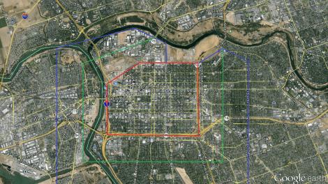 Redefining Downtown Sacramento