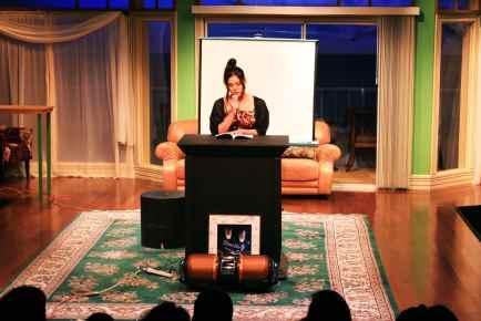 Tierra Johnson reads Incandescent Revelations