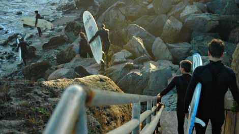 Santa Cruz Surfers e1487034812170 - California's Best Spring Break Destinations