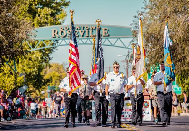 roseville 4th of july