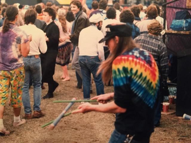 Cal Expo Amphitheater 1986 2