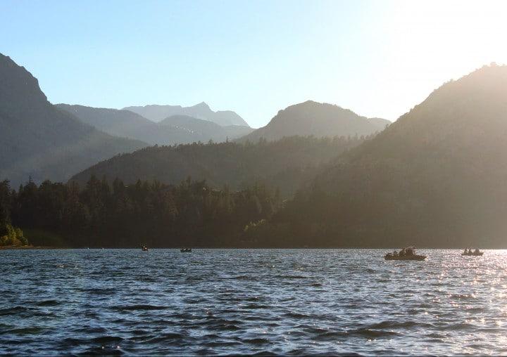 Mammoth Lakes in Fall - June Lake