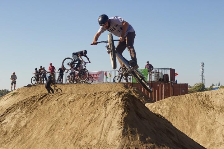Township Nine Sacramento Bike Park