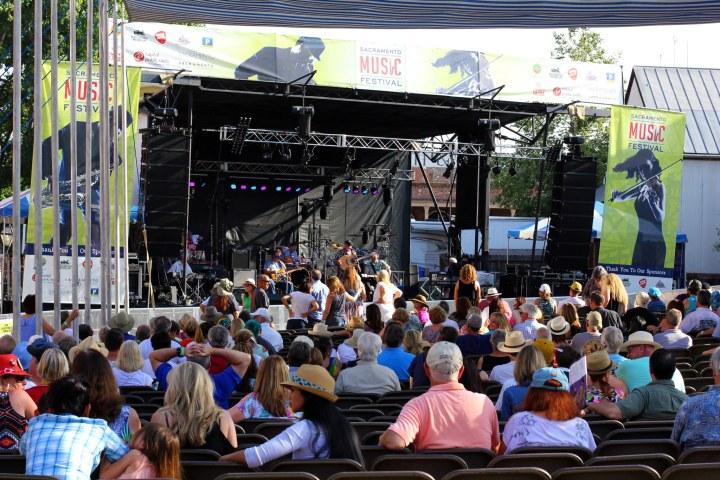 Sacramento Music Festvial Garrot Wilkin & the Parrotheads