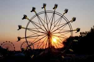 California State Fair ferris wheel