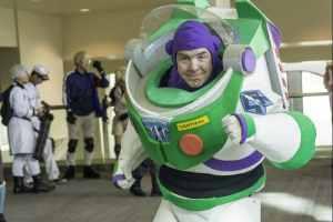 Cosplayers to Invade the Sacramento Convention Center