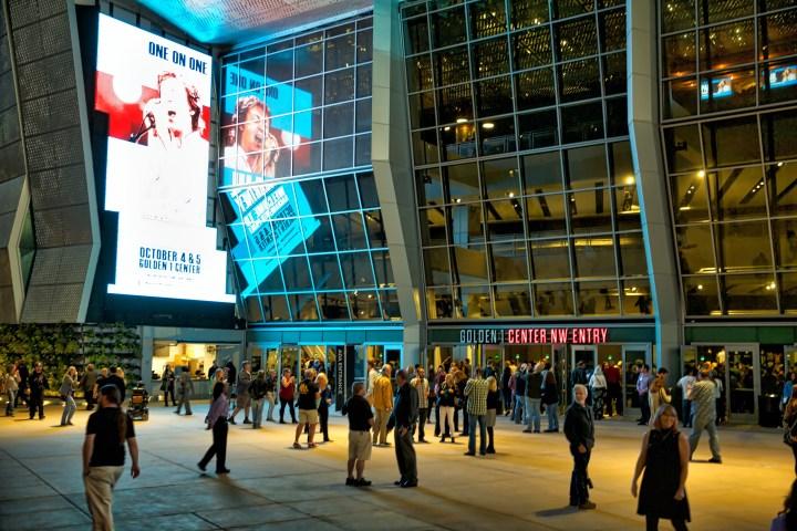 Opening night for Paul McCartney at Golden 1 Center