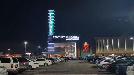 Sacramento's Newest Movie Theatre