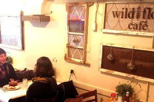 wild flour interior - Seasonal & Sustainable: Wild Flour Cafe Grand Opening This Thursday