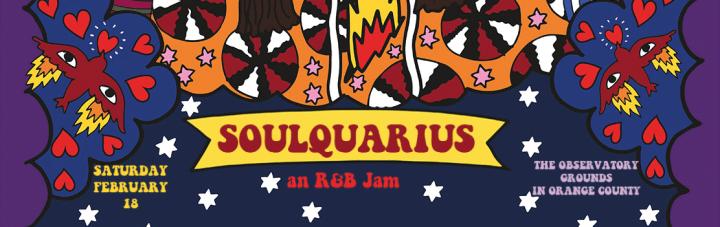 SOULQUARIUS 720x227 - See California: 5 Festivals Happening This Month