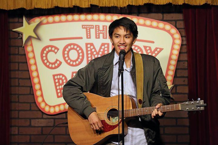 Sacramento Comedy on the Rise: JR De Guzman
