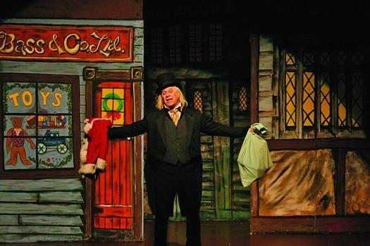 Photo courtesy of Chautauqua Playhouse