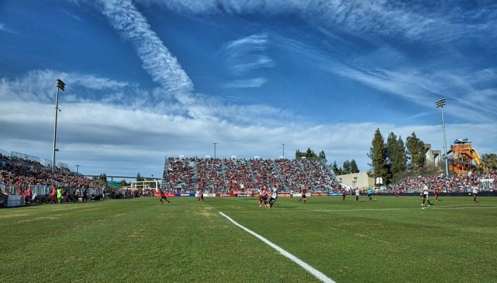 Sac Republic vs LA FC2018 02 25 2 720x411 - Sacramento's Fifth USL Season Kicked Off Sunday Versus Los Angeles FC [Photos]