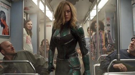 Captain Marvel 1320x543 - New Film: Captain Marvel