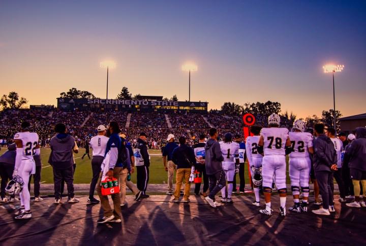 November 23 2019SSU 7 720x485 - Sacramento State's epic season continues after Causeway Classic win